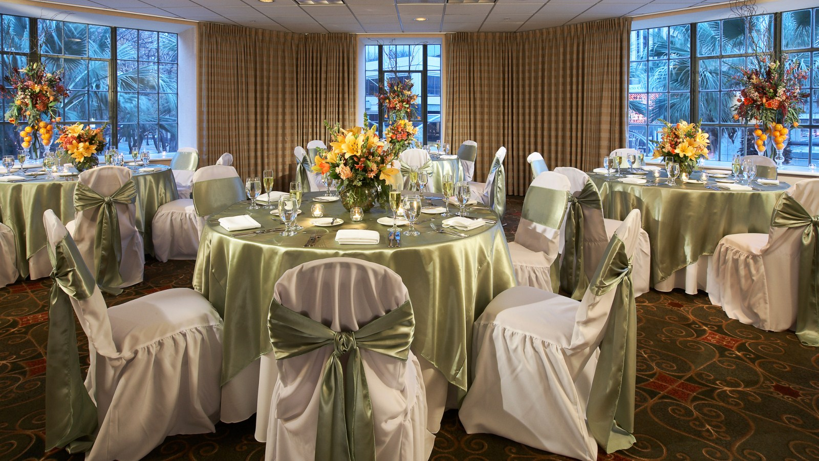 Sheraton Grand Sacramento Hotel | Event Space