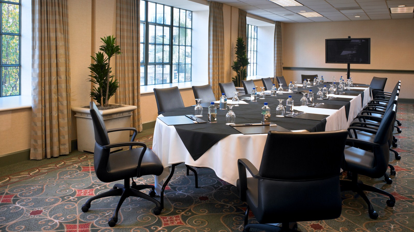 Sheraton Grand Sacramento Hotel | Meeting Room