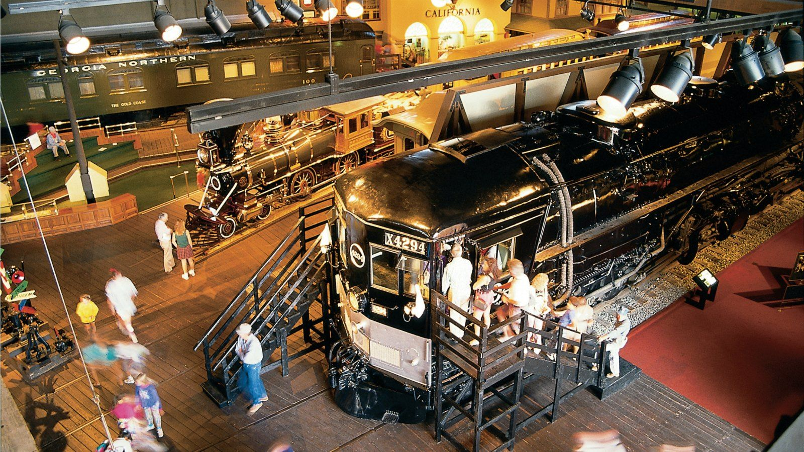 Things to Do in Sacramento - California State Railroad Museum