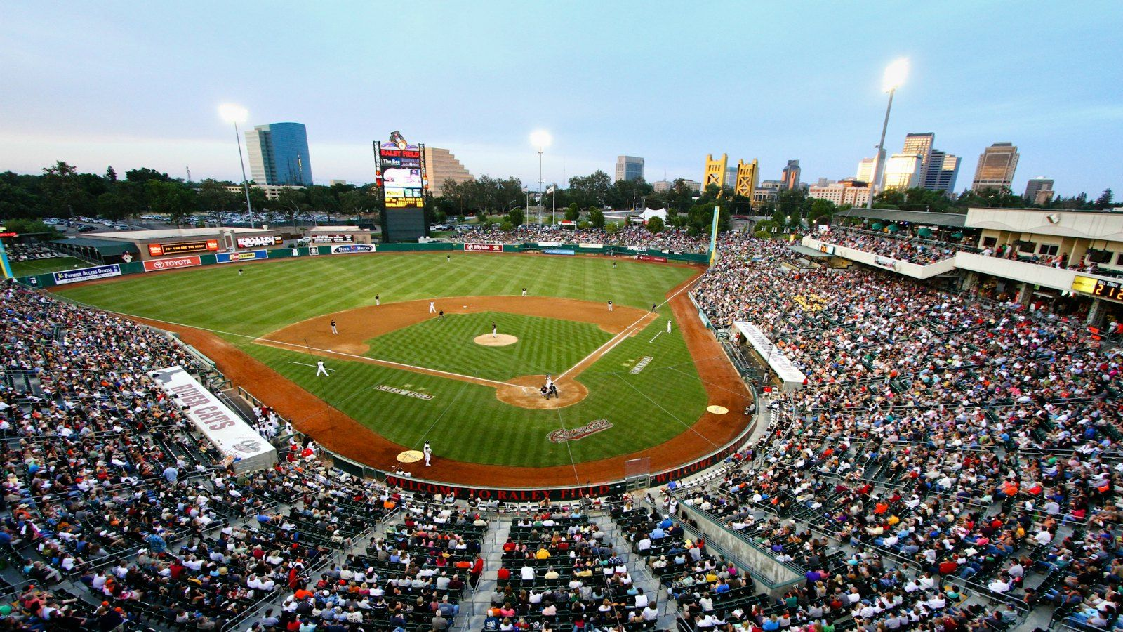 Things to Do in Sacramento - River Cats Baseball