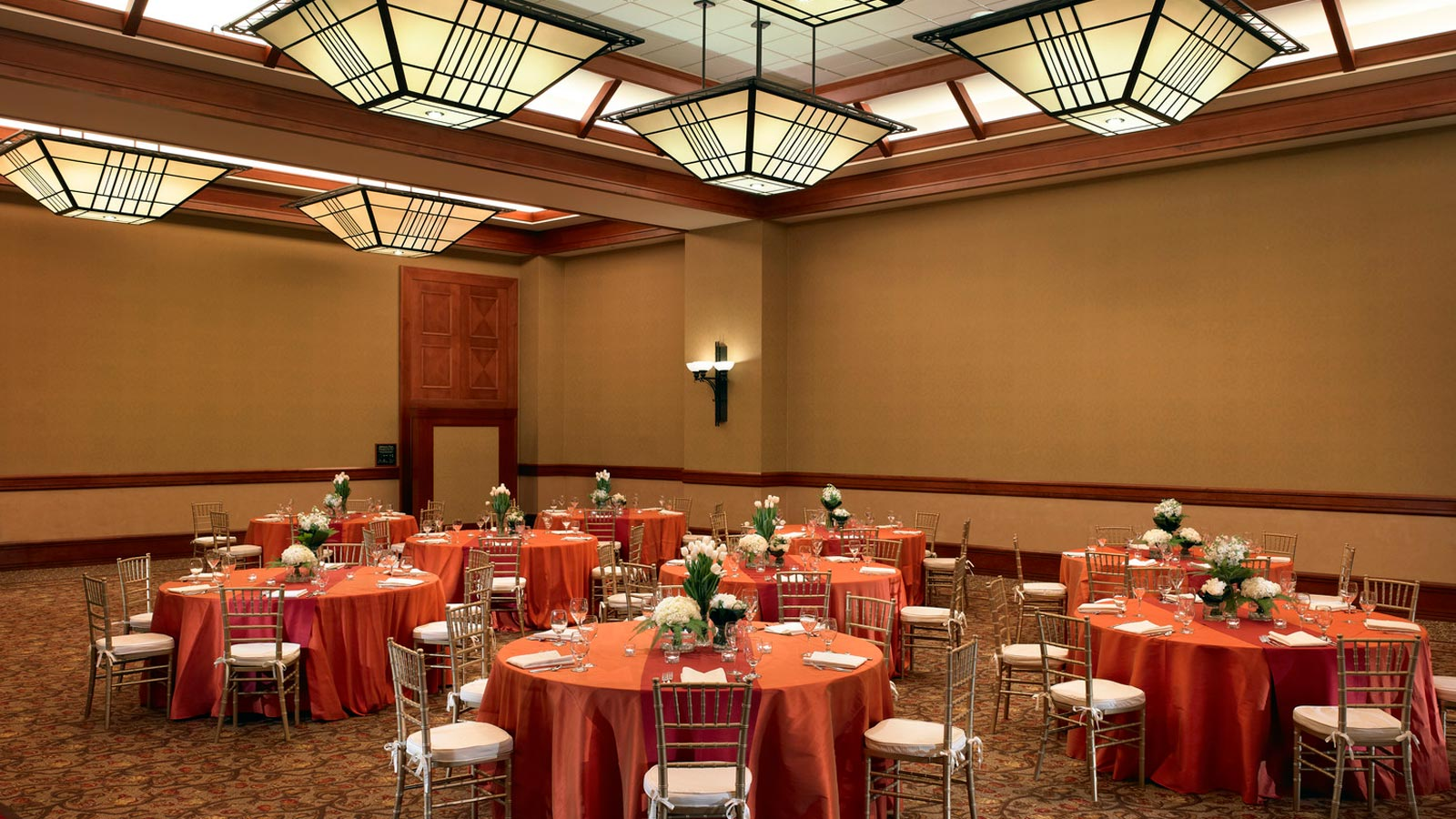 Sacramento Wedding Venues - Grand Ballroom
