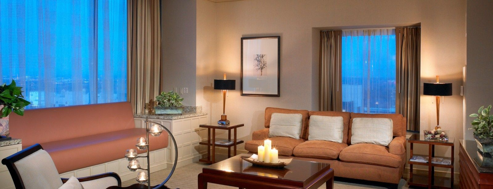 Sheraton Grand Sacramento Hotel - Grand Suite